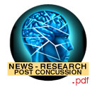 Concussion & Research pdf